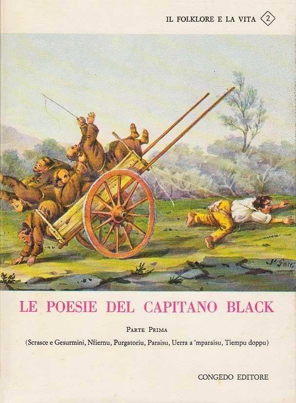 Le poesie del capitano Black (opera completa)