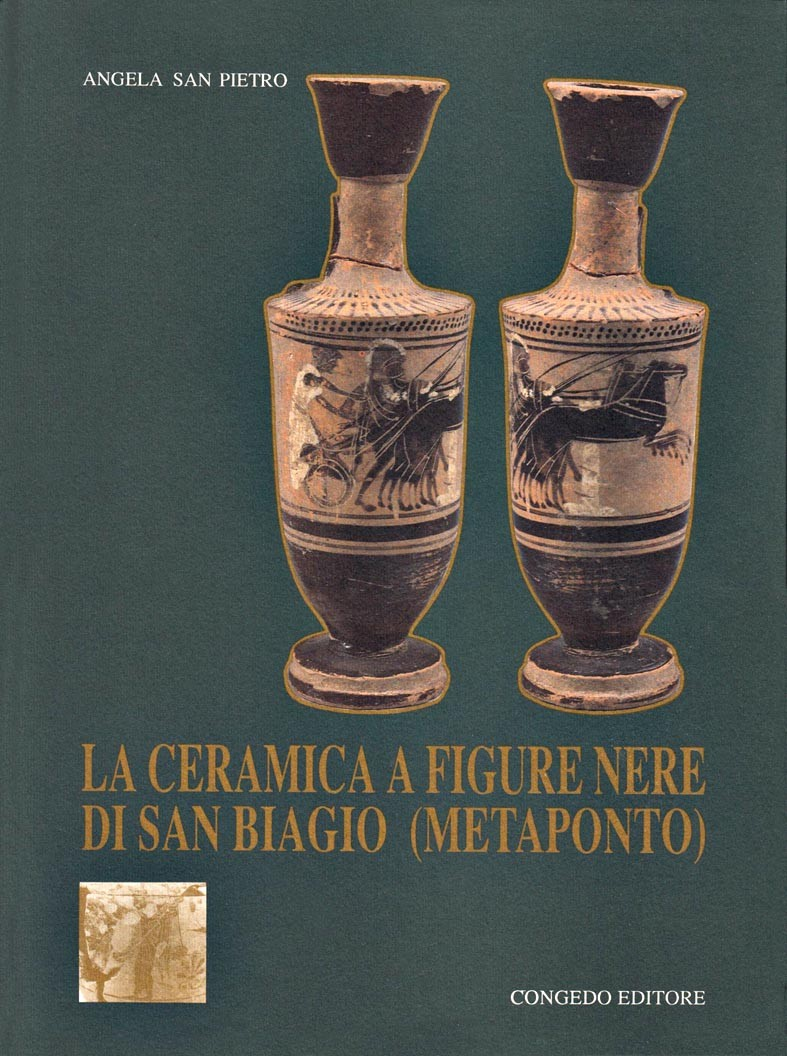 La ceramica a figure nere di San Biagio
