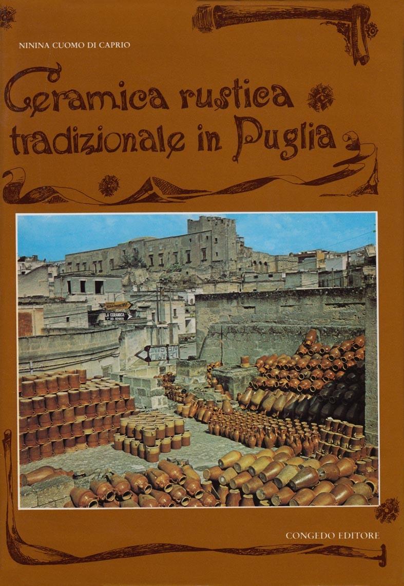 Ceramica rustica tradizionale in Puglia