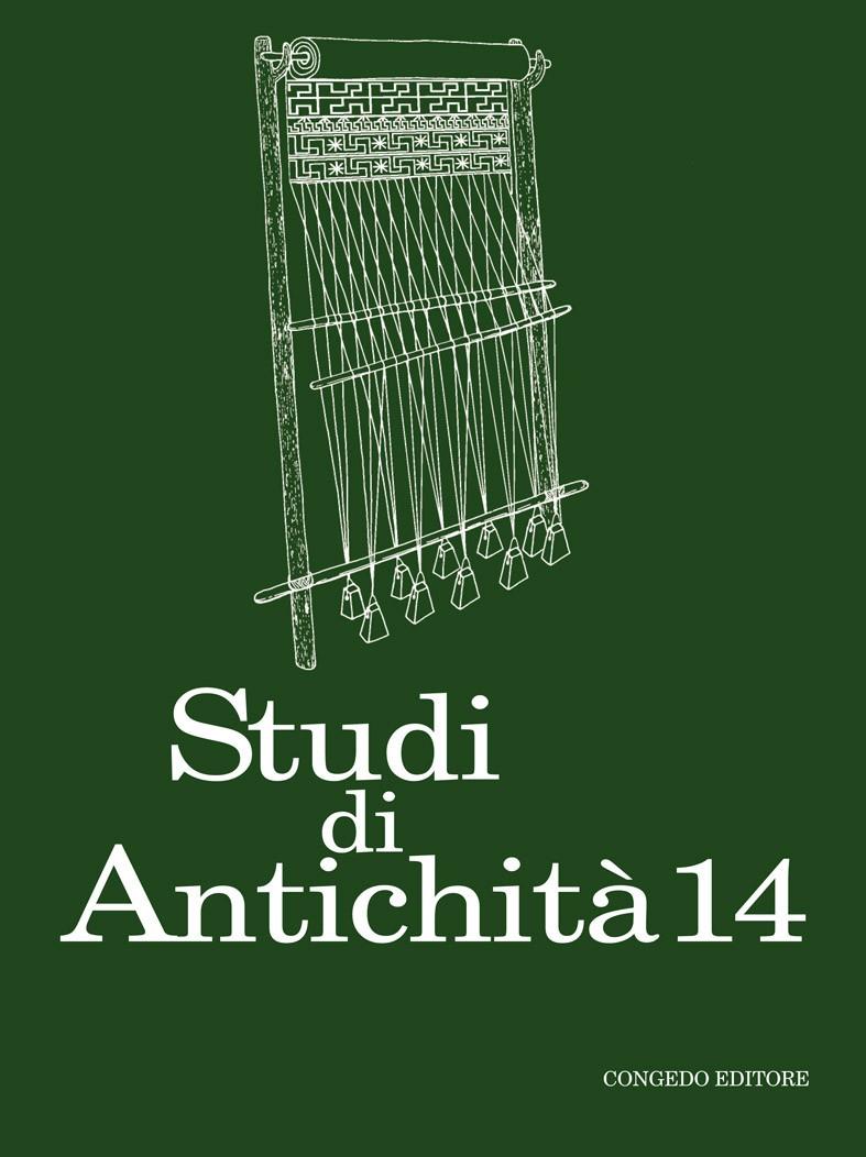 Studi di Antichità 14