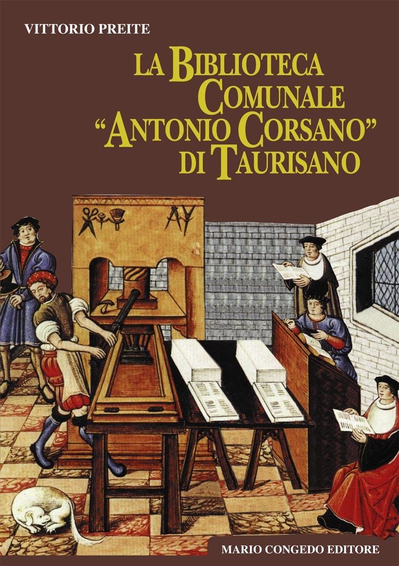 """La Biblioteca Comunale """"Antonio Corsano"""" di Taurisano"""