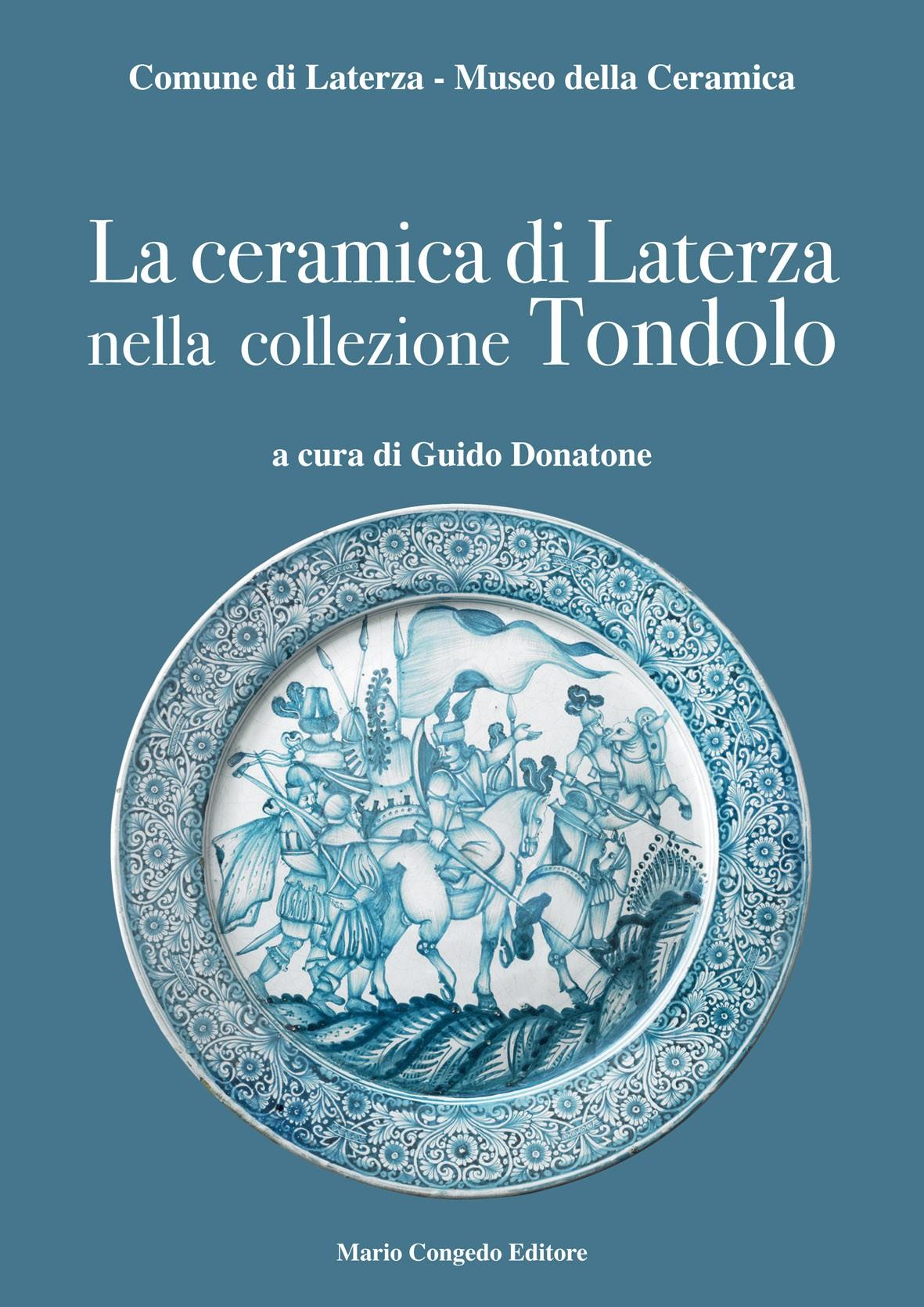 La ceramica di Laterza nella collezione Tondolo