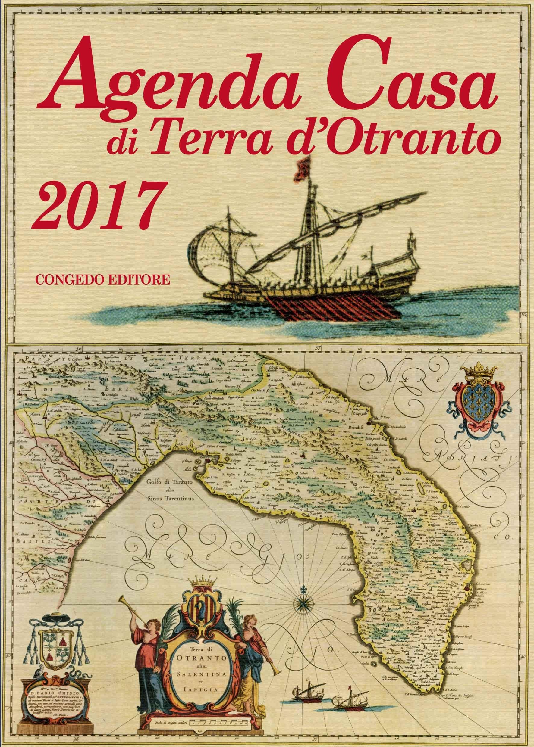 Agenda Casa di Terra d'Otranto 2017