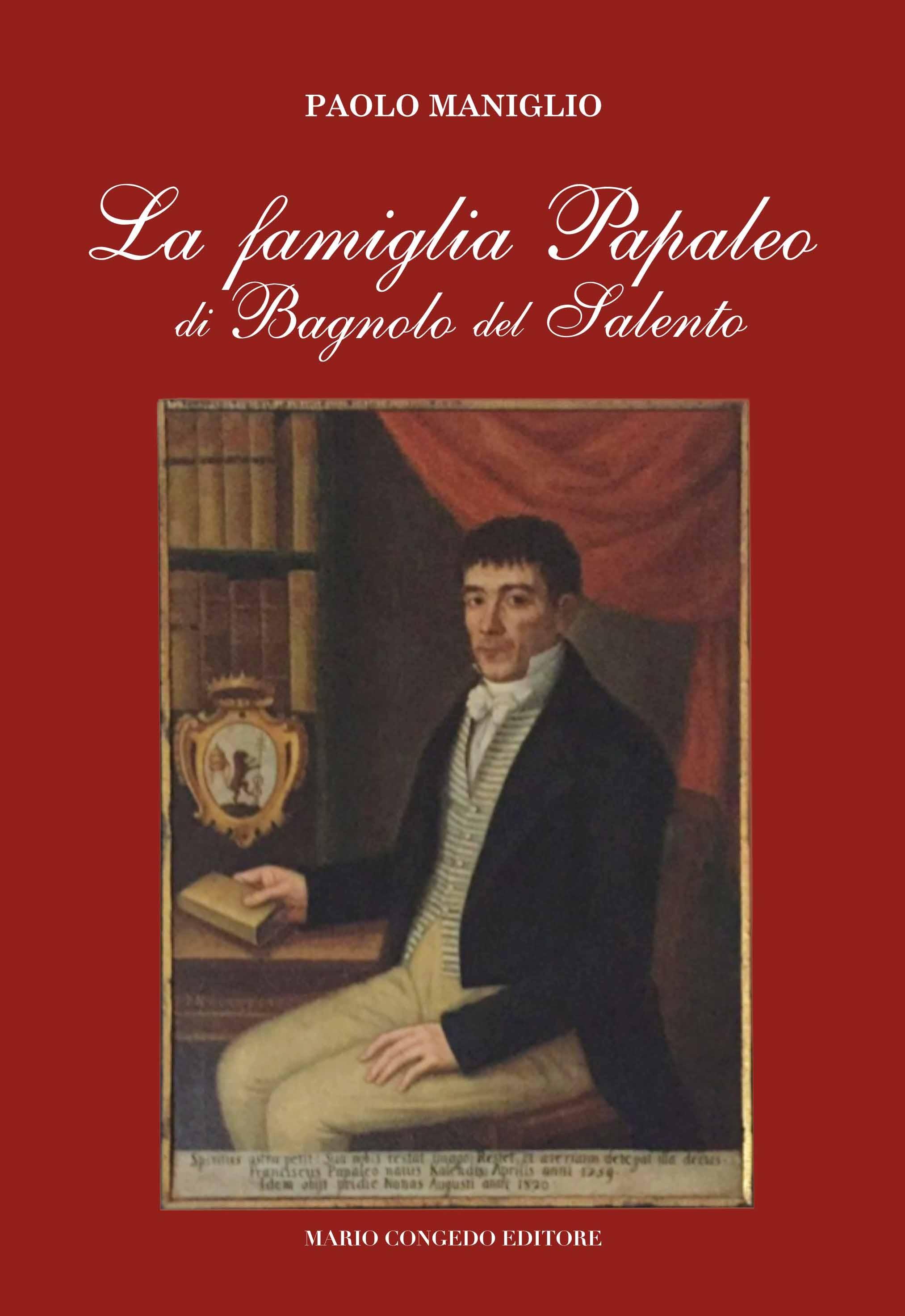 La famiglia Papaleo di Bagnolo del Salento