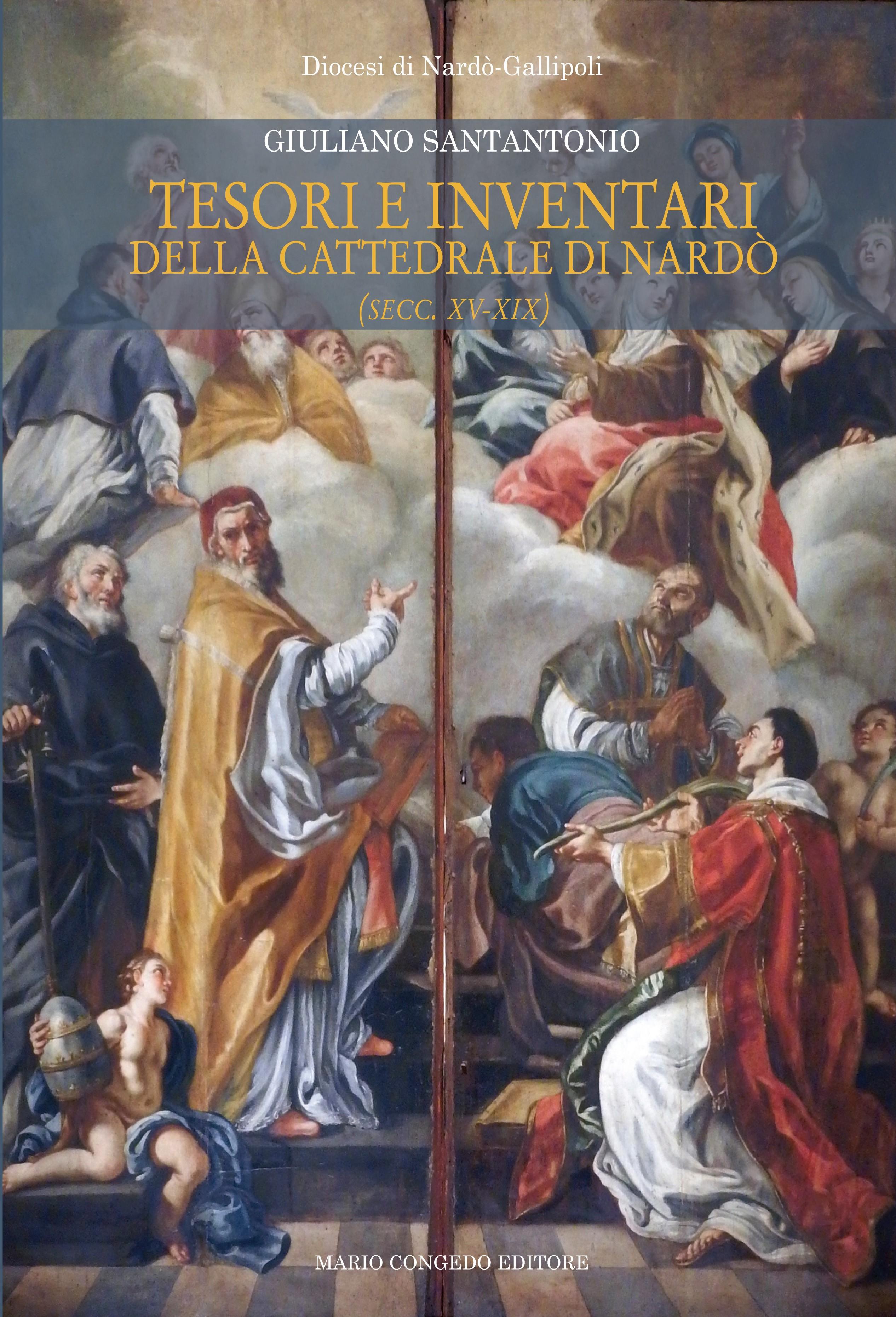 Tesori e Inventari della cattedrale di Nardò (secc. XV-XIX)