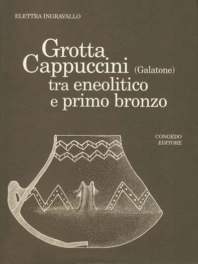 Grotta Cappuccini (Galatone) tra eneolitico e primo bronzo