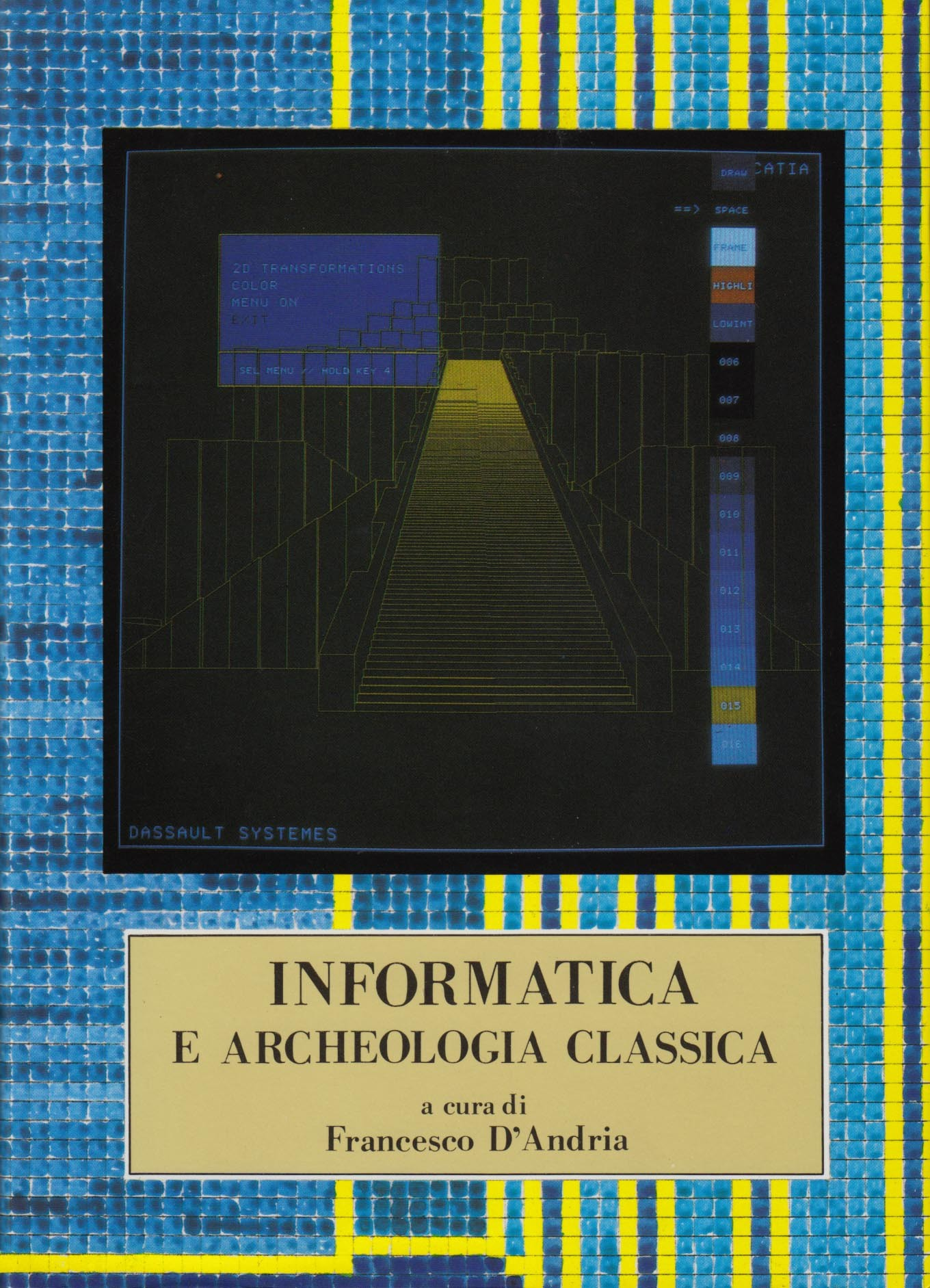 Informatica e archeologia classica