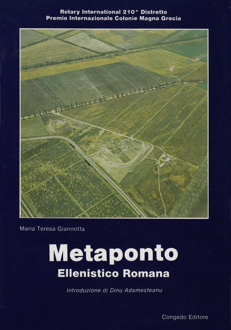 Metaponto ellenistico romana