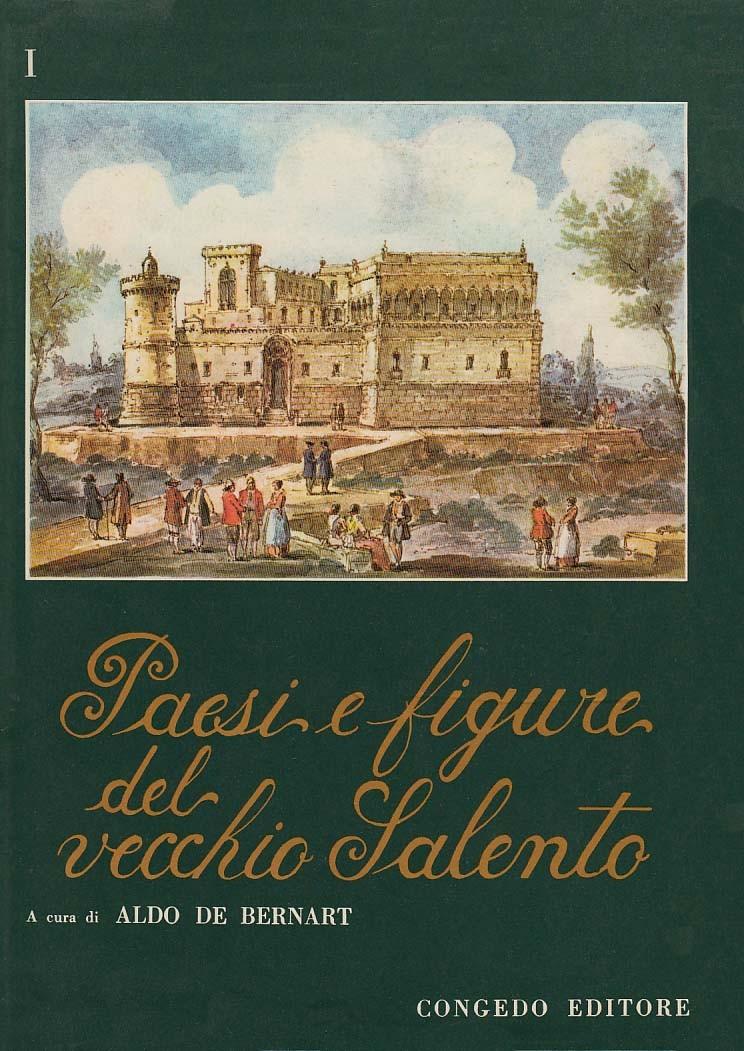 Paesi e figure del vecchio Salento (volumi 1-2)