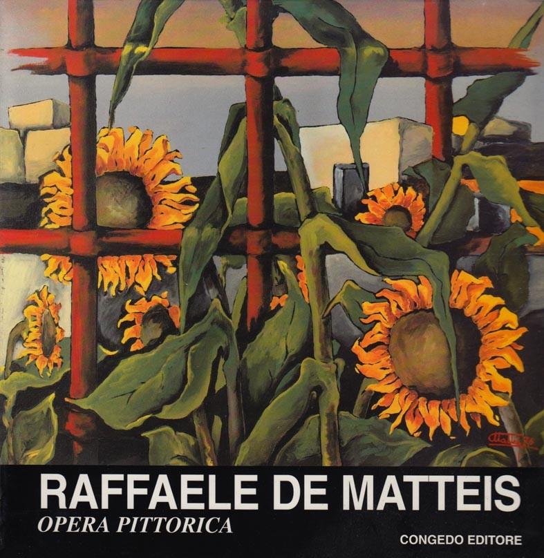 Raffaele De Matteis - Opera pittorica
