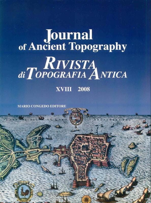 Rivista di Topografia Antica  XVIII - 2008