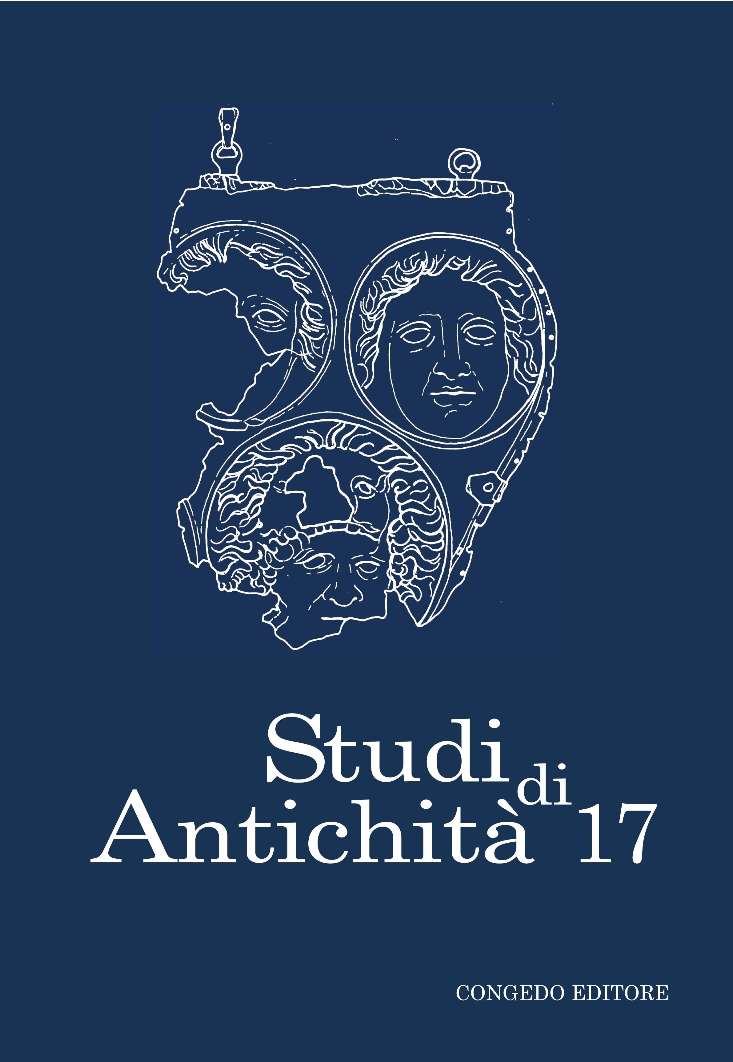 Studi di Antichità 17