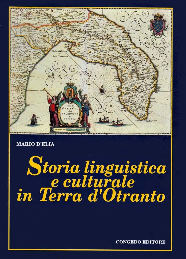 Storia linguistica e culturale in Terra d'Otranto