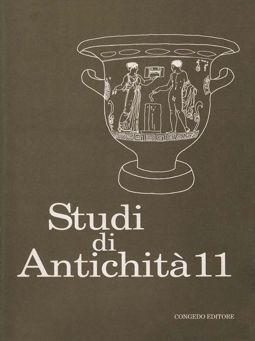 Studi di Antichità 11