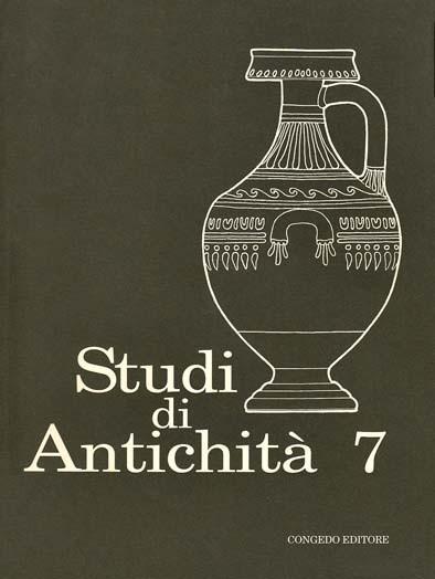 Studi di Antichità 7