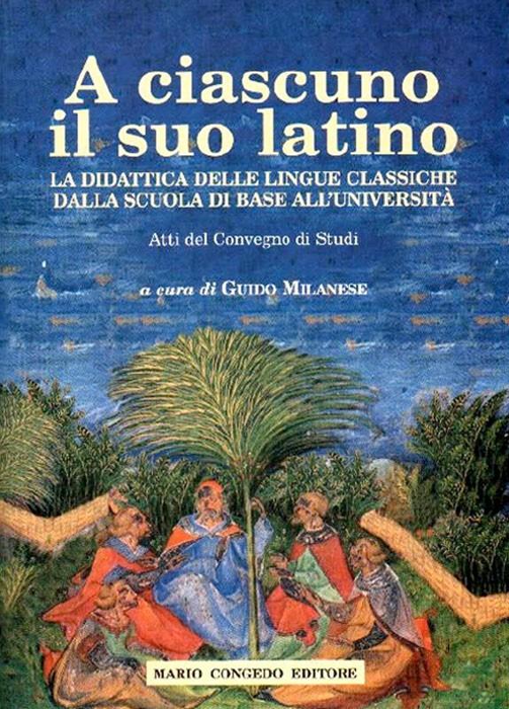 A ciascuno il suo latino