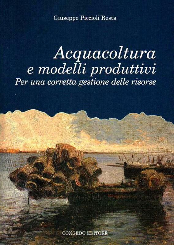 Acquacoltura e modelli produttivi
