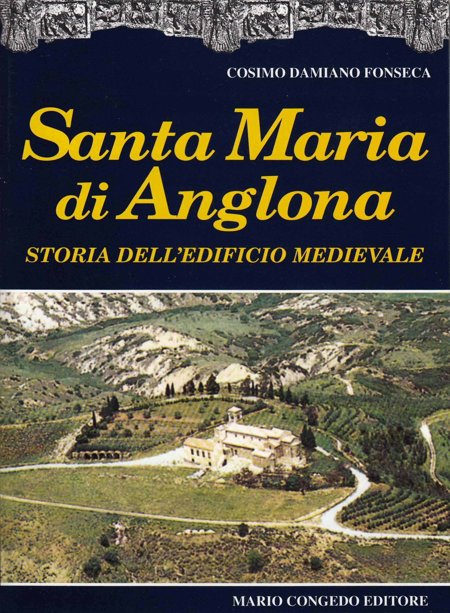 Santa Maria di Anglona. Storia dell'edificio medievale