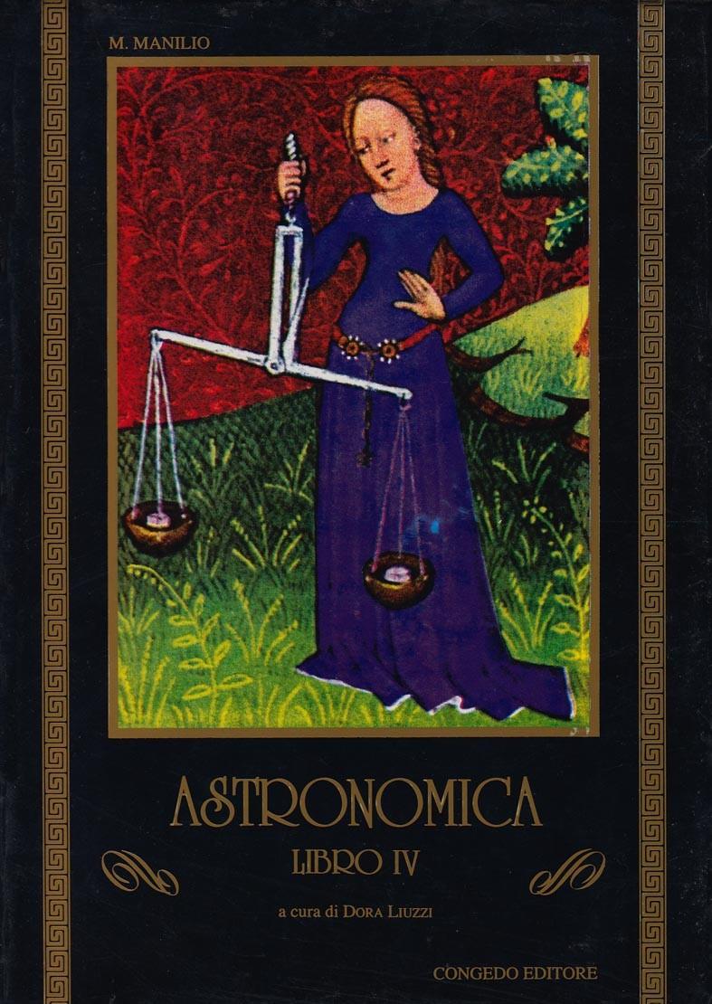 Astronomica Libro IV