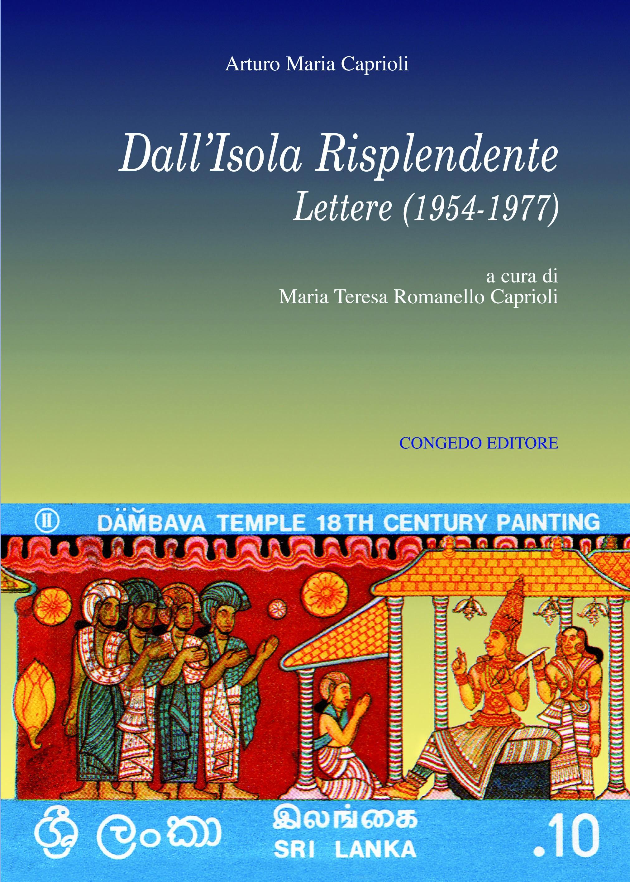 Dall'Isola Risplendente  Lettere (1954-1977)