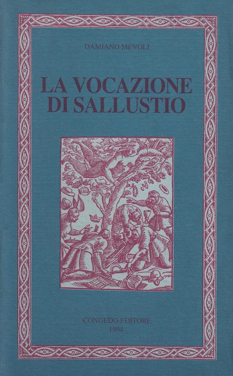La vocazione di Sallustio