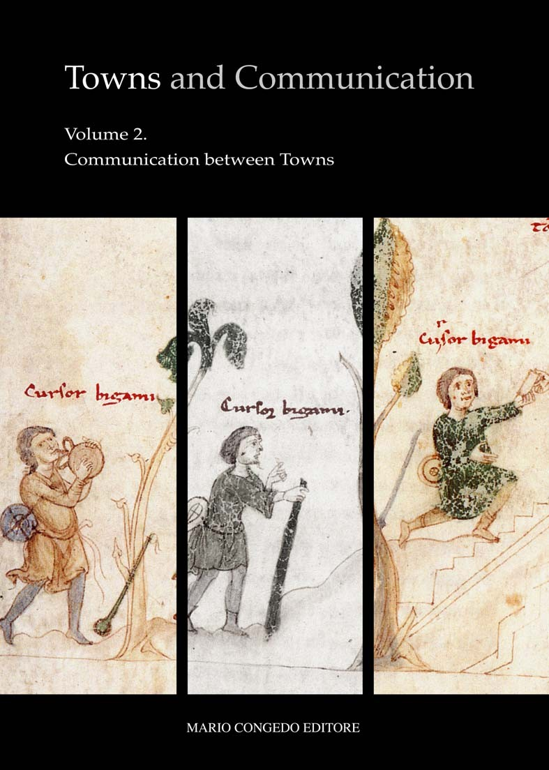 Towns and Communication. Vol. 2. Communication between Towns