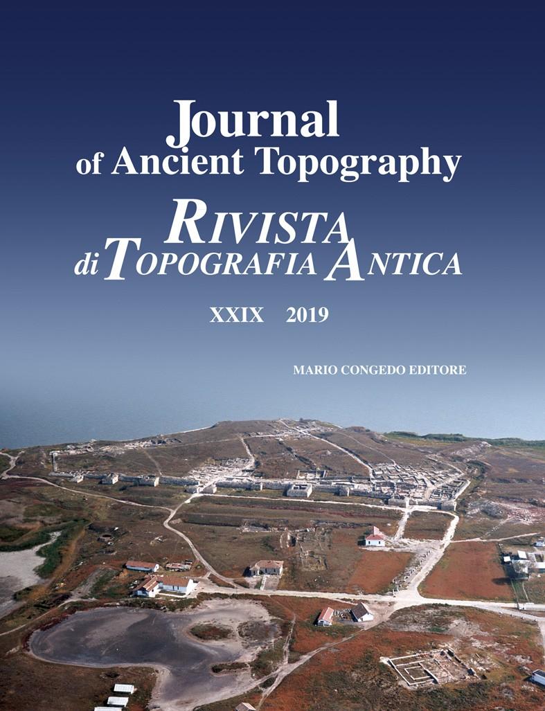 Rivista di Topografia Antica XXIX 2019