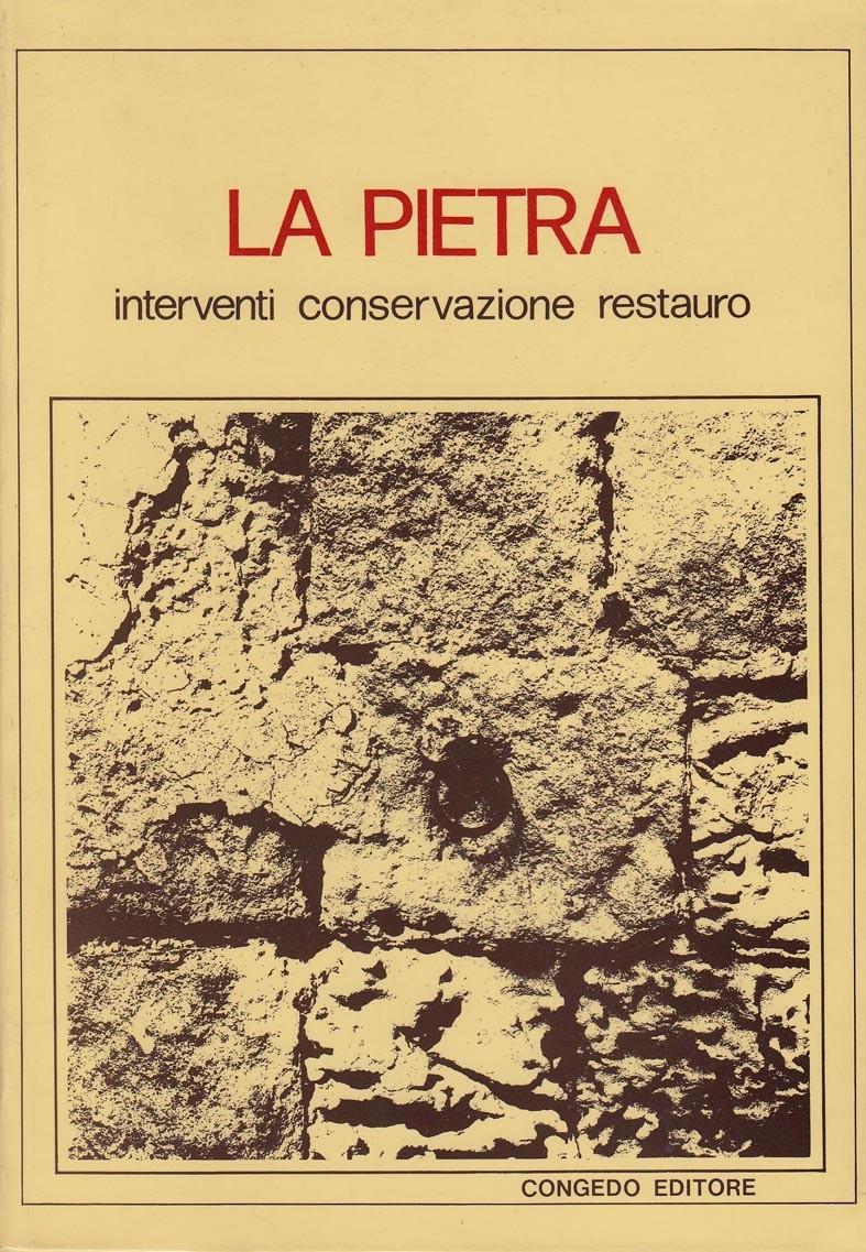 La pietra - Interventi conservazione restauro