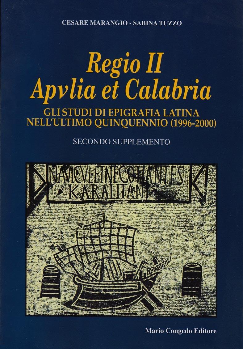 Regio II. Apulia et Calabria