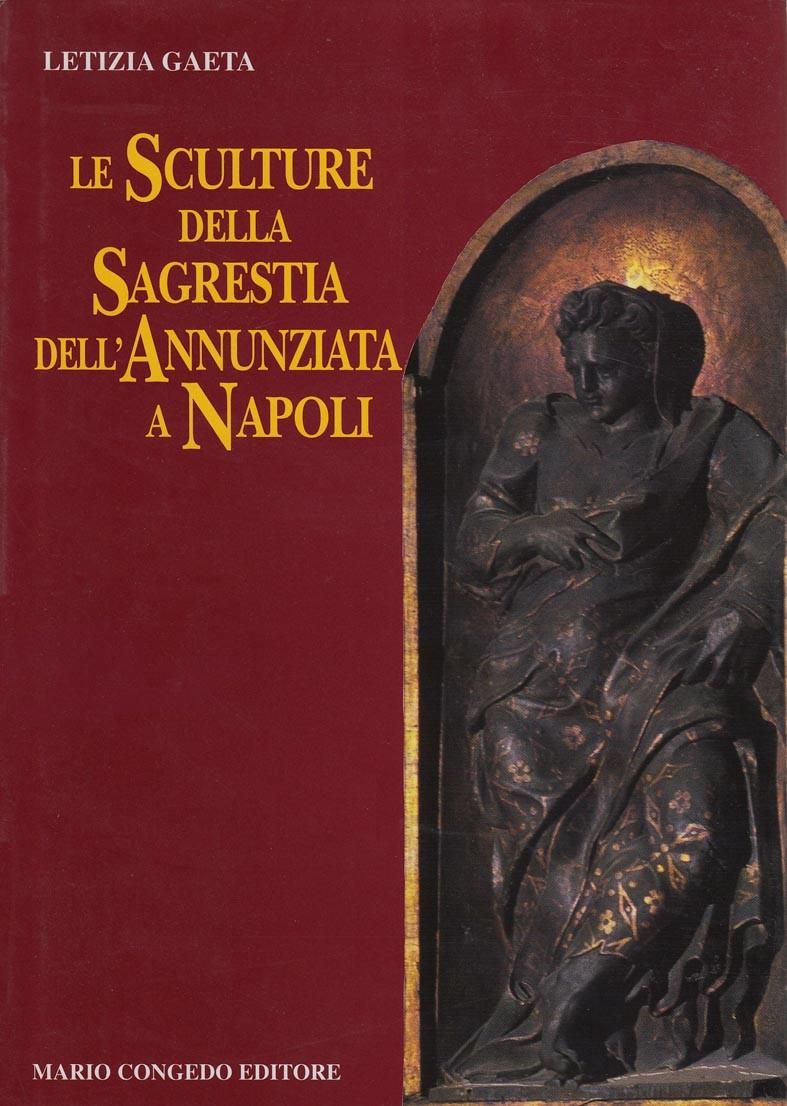 Le sculture della sagrestia dell'Annunziata a Napoli