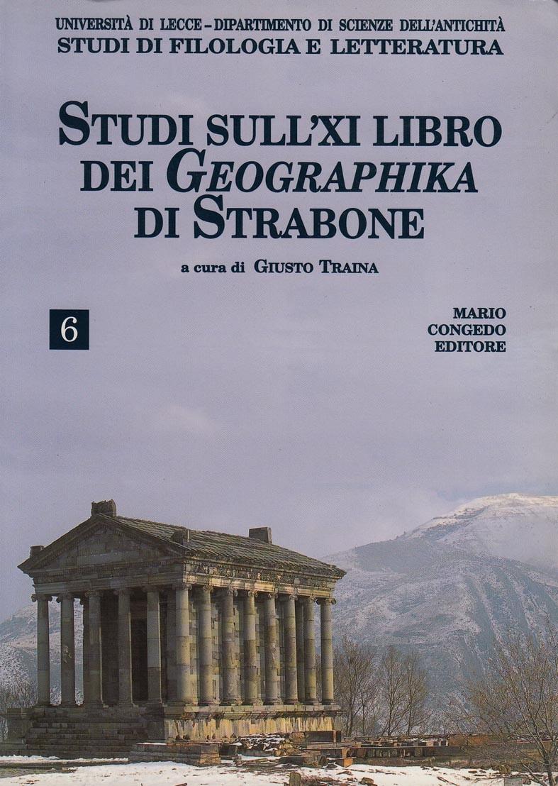 Studi sull'XI libro dei Geographika di Strabone