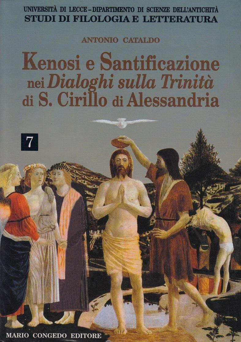 Kenosi e santificazione nei Dialoghi sulla Trinità di S. Cirillo di Alessandria