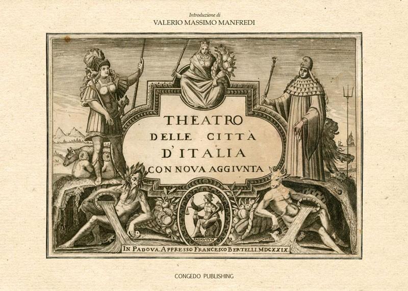 Theatro delle città d'Italia - con nova aggiunta