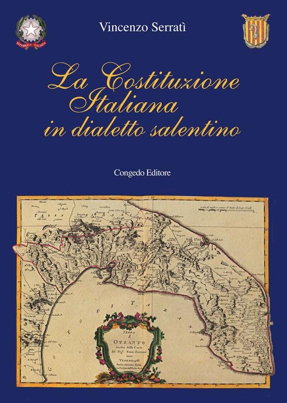 La costituzione italiana in dialetto salentino