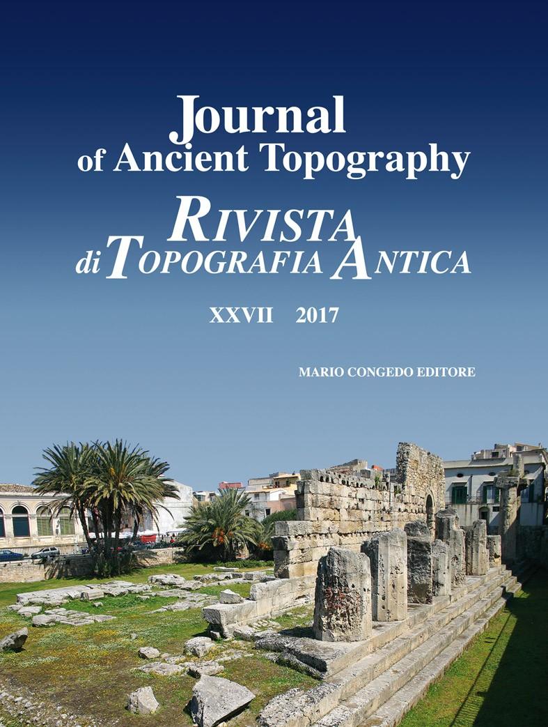 Rivista di Topografia Antica XXVII 2017