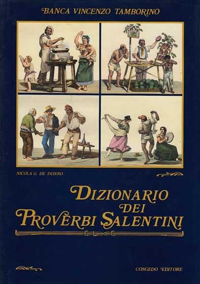 Dizionario dei proverbi salentini