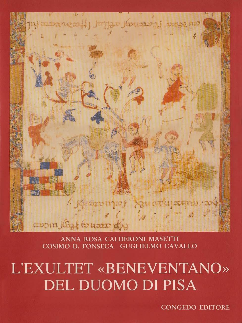 """L'exultet """"beneventano"""" del Duomo di Pisa"""
