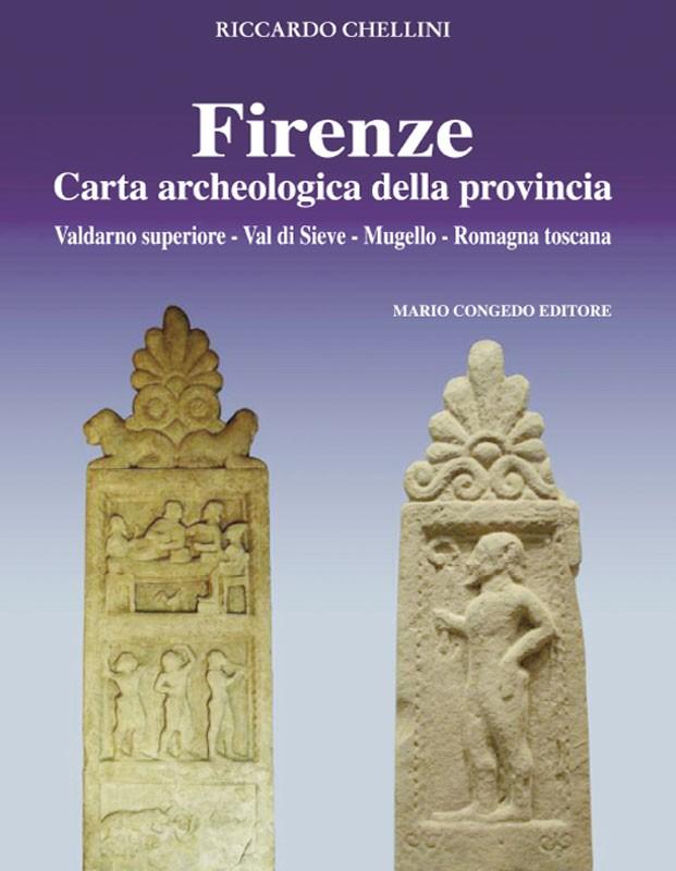 Firenze - Carta archeologica della provincia