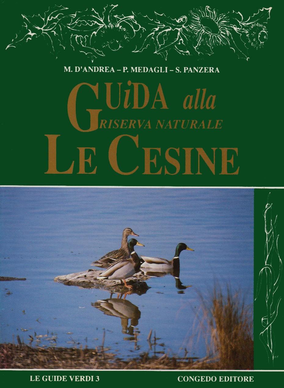Guida alla riserva naturale Le Cesine