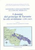 I domini del principe di Taranto in età orsiniana (1399-1463)