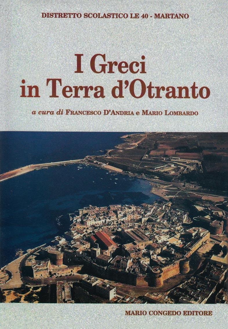 I greci in Terra d'Otranto