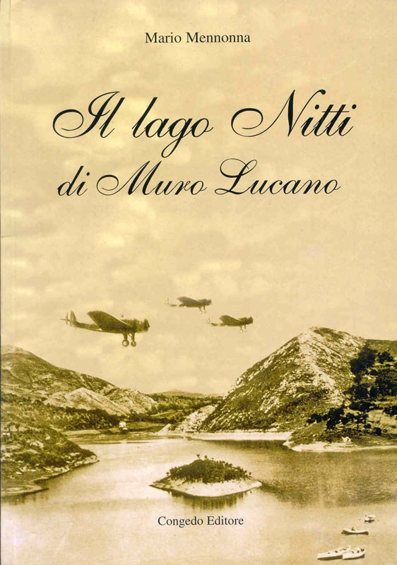 Il lago Nitti di Muro Lucano