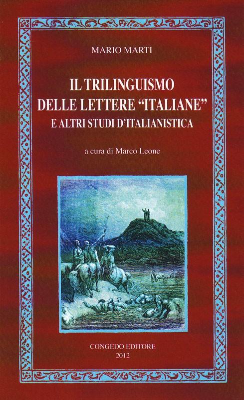 """Il trilinguismo delle lettere """"italiane"""""""