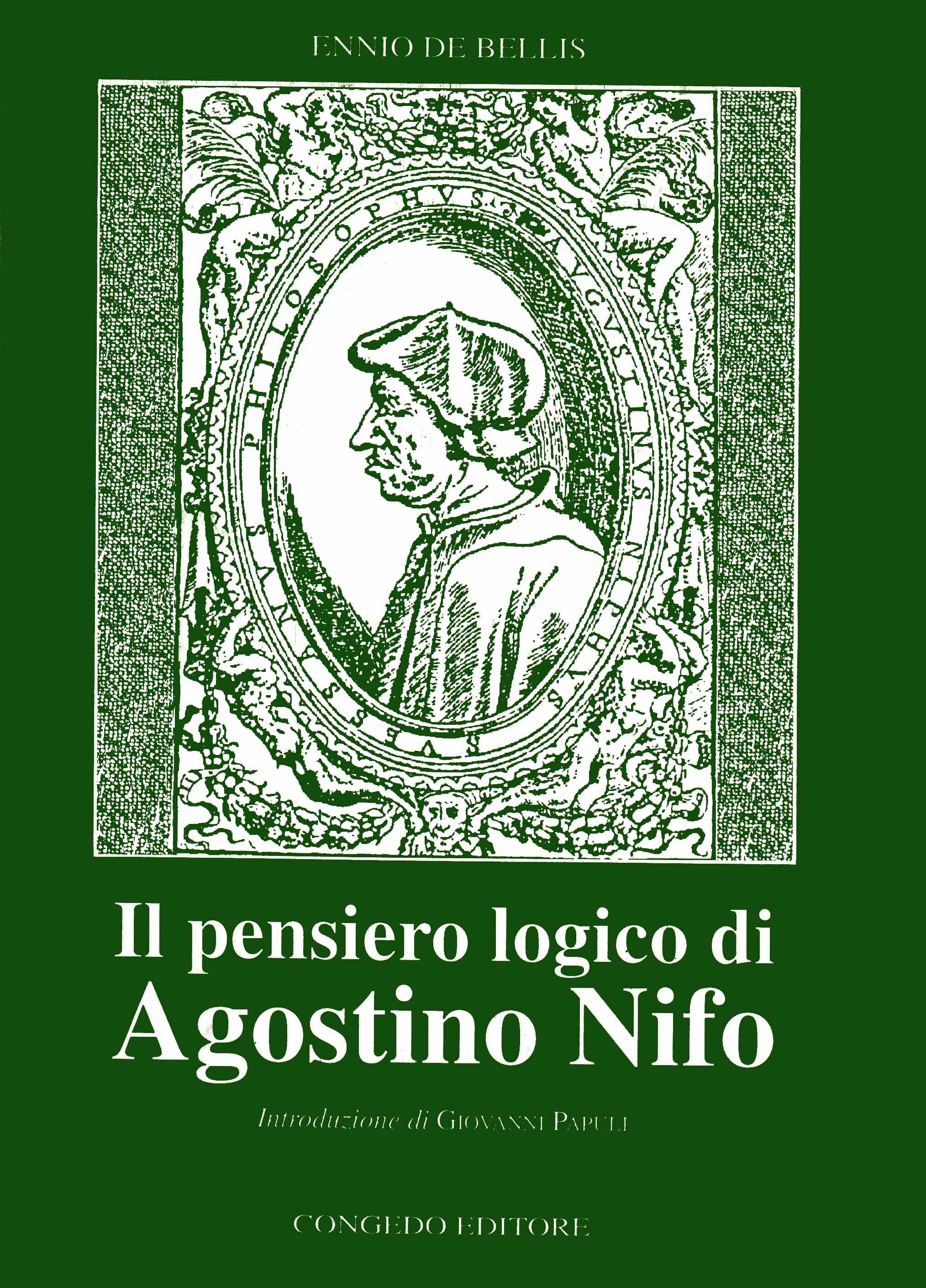Il pensiero logico di Agostino Nifo