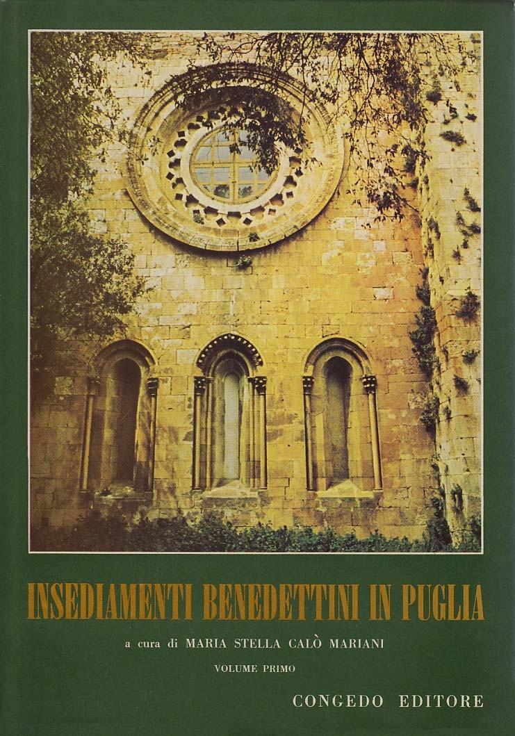 Insediamenti benedettini in Puglia