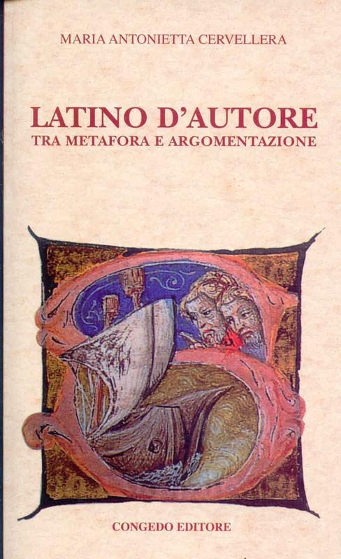Latino d'autore. Tra metafora e argomentazione