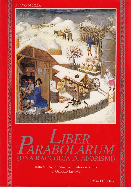 Liber Parabolarum (una raccolta di aforismi)