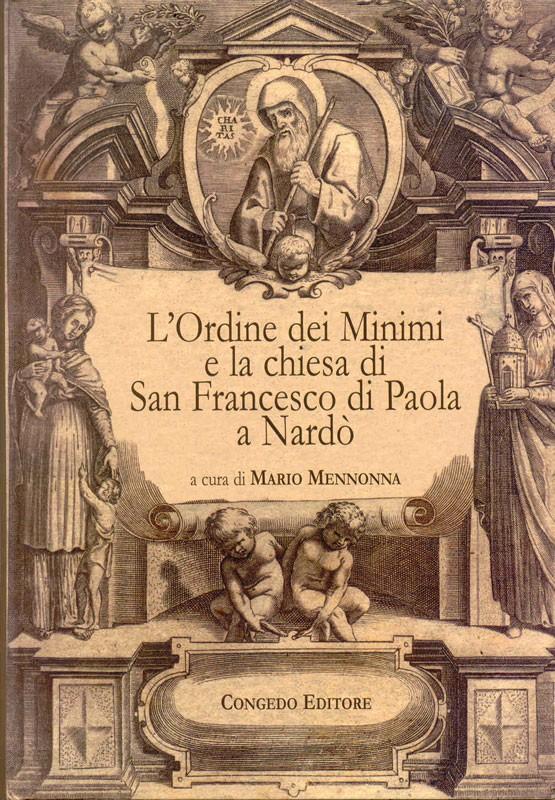 L'Ordine dei Minimi e la chiesa di San Francesco di Paola a Nardò