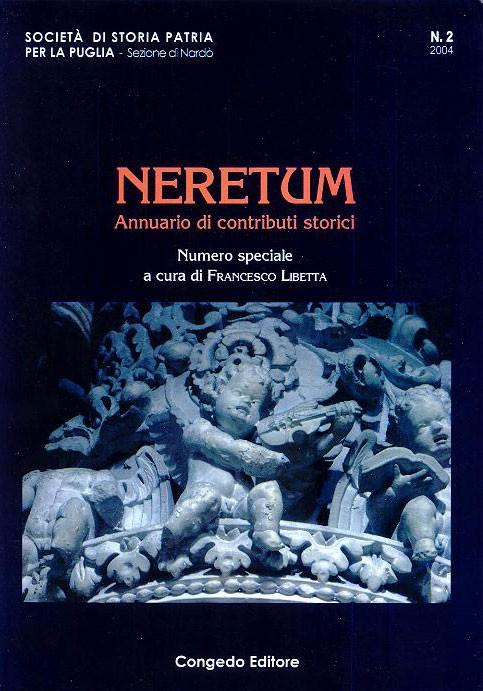 NERETUM - Annuario di contributi storici