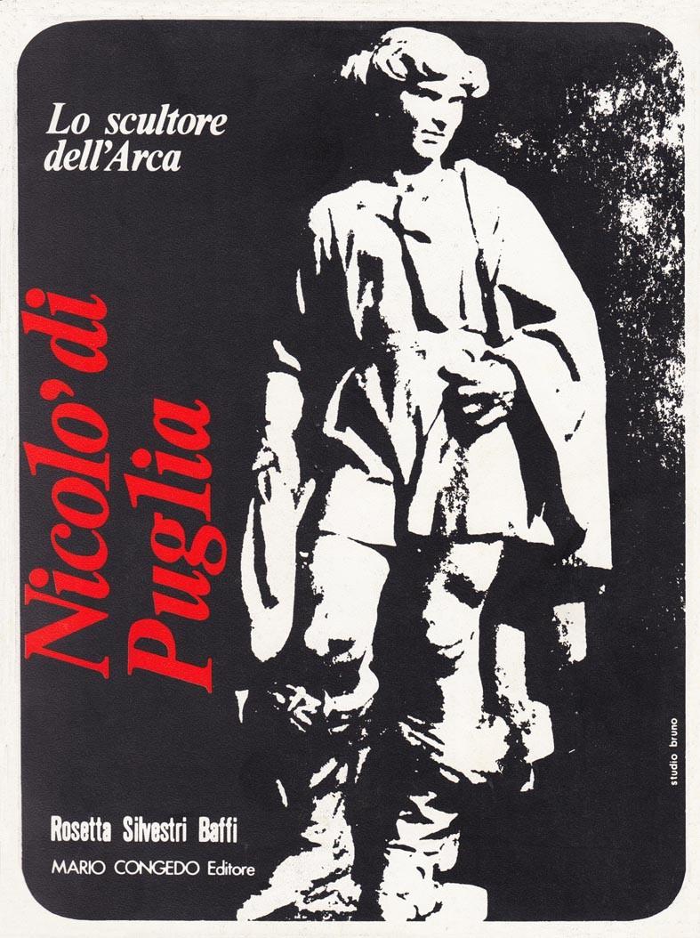 Nicolò di Puglia - Lo scultore dell'arca